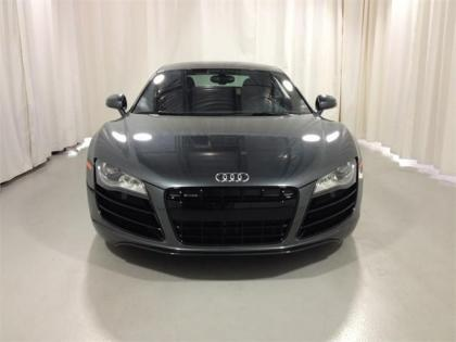 2012 AUDI R8 5.2 QUATTRO - GREY ON BLACK 2