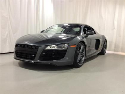 2012 AUDI R8 5.2 QUATTRO - GREY ON BLACK 3