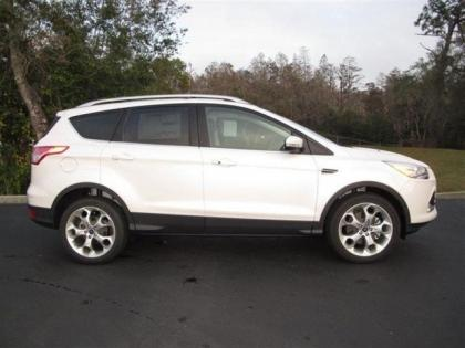 2013 FORD ESCAPE SEL - WHITE ON BLACK 3