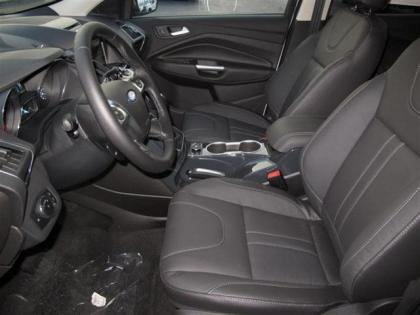 2013 FORD ESCAPE SEL - WHITE ON BLACK 6