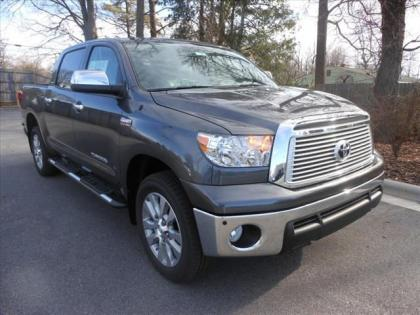 2012 TOYOTA TUNDRA PLATINUM - GREY ON GREY