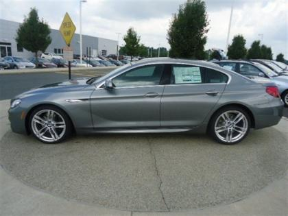 2013 BMW 650 I GRAN COUPE XDRIVE - GREY ON BLACK 2