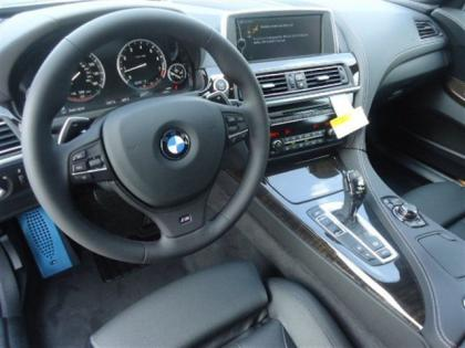 2013 BMW 650 I GRAN COUPE XDRIVE - GREY ON BLACK 4