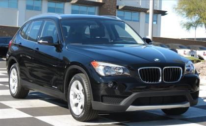2013 BMW X1 28I - BLACK ON BLACK