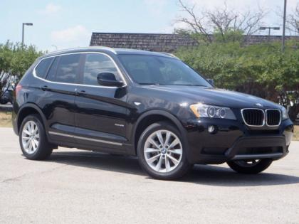 2013 BMW X3 XDRIVE28I - BLACK ON BLACK 1