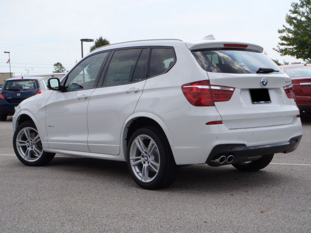Export New 2013 Bmw X3 Xdrive35i White On Black