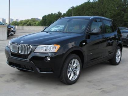 2013 BMW X3 XDRIVE35I - BLACK ON BEIGE