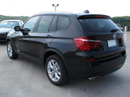 export new 2013 bmw x3 xdrive35i black on beige. Black Bedroom Furniture Sets. Home Design Ideas