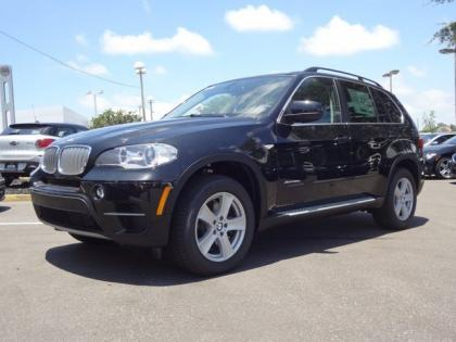 2013 BMW X5 XDRIVE35D - BLACK ON BLACK