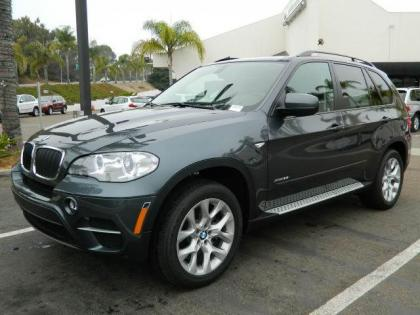 2013 BMW X5 XDRIVE35I - GREY ON BLACK