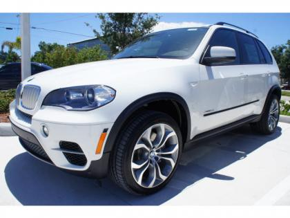 2013 BMW X5 XDRIVE50I - WHITE ON BLACK 2