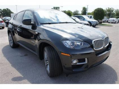 2013 BMW X6 XDRIVE50I - BLACK ON BROWN