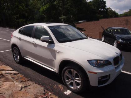 2013 BMW X6 XDRIVE35I - WHITE ON BEIGE 1