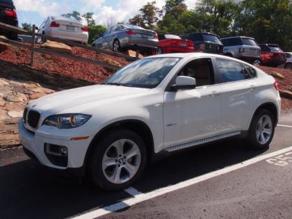 2013 BMW X6 XDRIVE35I - WHITE ON BEIGE 2