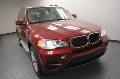 2013 BMW X5 XDRIVE35I - RED ON BEIGE