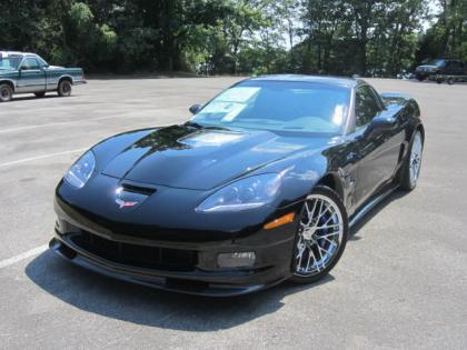 2013 CHEVROLET CORVETTE ZR1 - BLACK ON BLACK 2