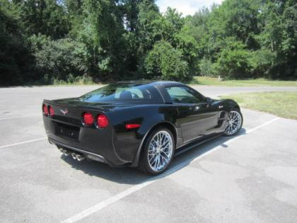 2013 CHEVROLET CORVETTE ZR1 - BLACK ON BLACK 3