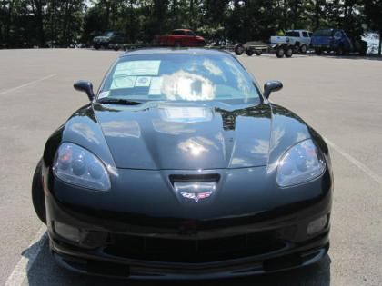 2013 CHEVROLET CORVETTE ZR1 - BLACK ON BLACK 4
