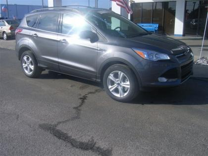 2013 FORD ESCAPE SE - GRAY ON GREY