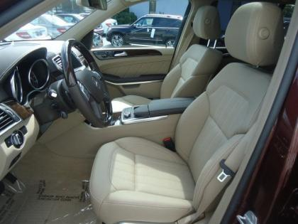 Export New 2013 Mercedes Benz Gl450 4matic Red On Beige