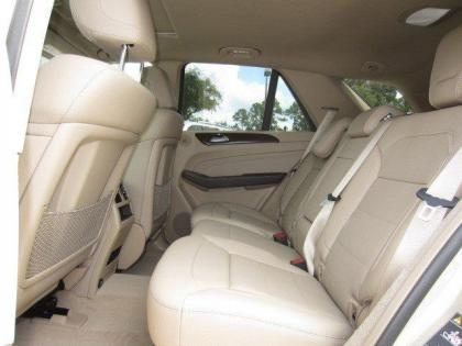 Export New 2013 Mercedes Benz Ml350 4matic Beige On Beige