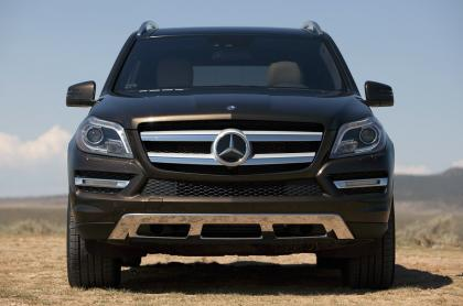export new 2013 mercedes benz gl450 4matic brown on beige. Black Bedroom Furniture Sets. Home Design Ideas