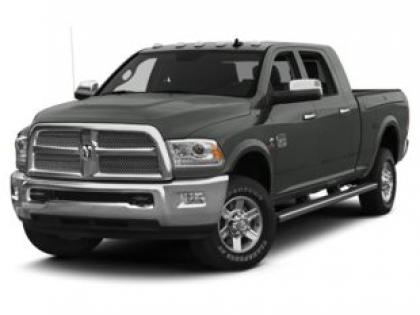 2013 RAM 2500 LARAMIE LONGHORN EDITION - GRAY ON GRAY