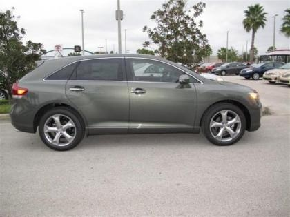 2013 TOYOTA VENZA LIMITED - GRAY ON GRAY 2