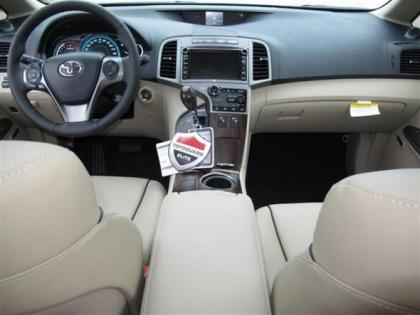 2013 TOYOTA VENZA LIMITED - GRAY ON GRAY 5