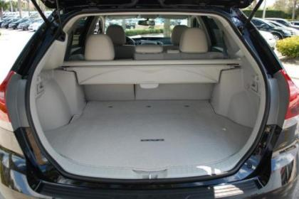 2013 TOYOTA VENZA LE - BLACK ON BEIGE 7
