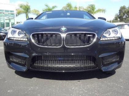 2014 BMW M6 BASE - BLACK ON BLACK