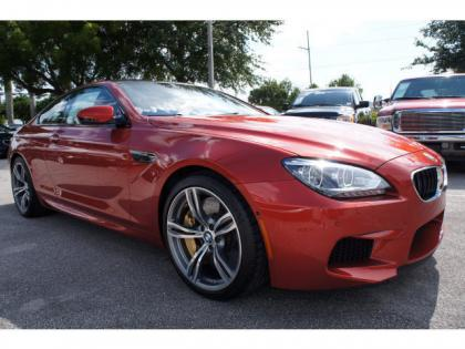 2014 BMW M6 BASE - RED ON RED