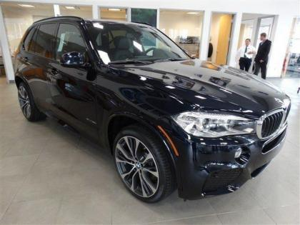 2014 BMW X5 SDRIVE35I - BLACK ON BLACK