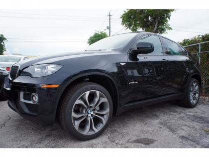 2014 BMW X6 XDRIVE35I - BLACK ON RED 8