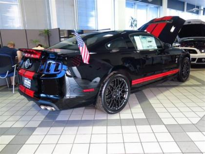 Export New 2014 Ford Mustang Shelby Gt500 Black On Black