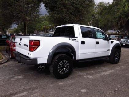 Export New 2014 Ford F150 Raptor Svt White On Black