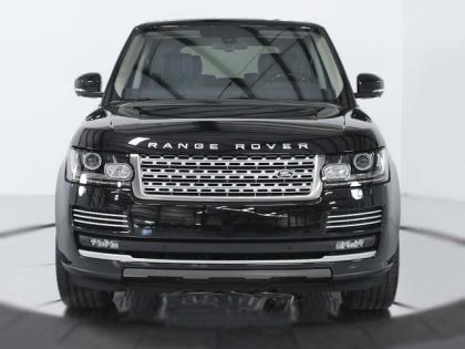 2014 LAND ROVER RANGE ROVER SC AUTOBIOGRAPHY - BLACK ON BLACK 3
