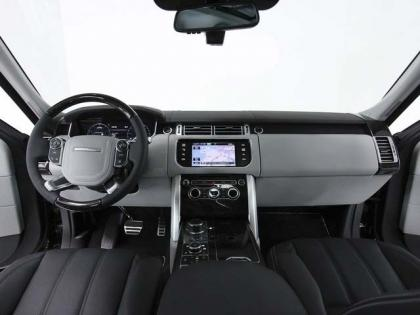 2014 LAND ROVER RANGE ROVER SC AUTOBIOGRAPHY - BLACK ON BLACK 7