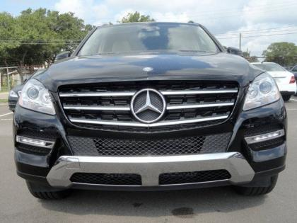 Export new 2014 mercedes benz ml350 base black on black for Mercedes benz 2014 ml350