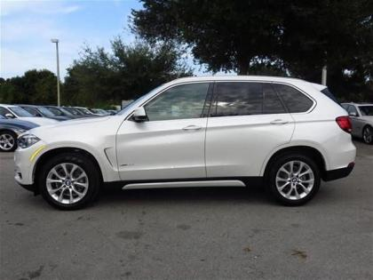 2015 BMW X5 XDRIVE35I - WHITE ON BROWN 2