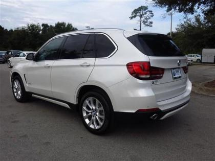 2015 BMW X5 XDRIVE35I - WHITE ON BROWN 3