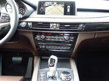 2015 BMW X5 XDRIVE35I - WHITE ON BROWN 5