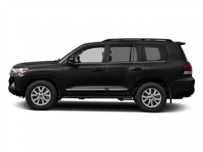 2017 TOYOTA LAND CRUISER BASE - BLACK ON BLACK