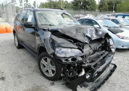 2012 BMW X5 XDRIVE35D - BLACK ON BLACK