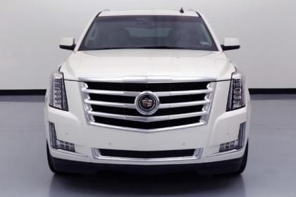 2015 CADILLAC ESCALADE ESV - WHITE ON GRAY 3