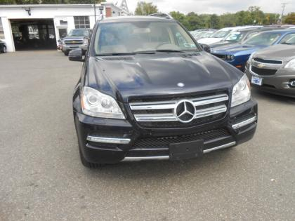 2012 MERCEDES BENZ GL350 BLUETEC 4MATIC - BLUE ON BEIGE 3