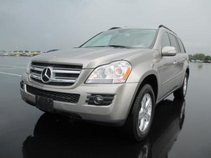 2007 MERCEDES BENZ GL450 4MATIC - GRAY ON GRAY