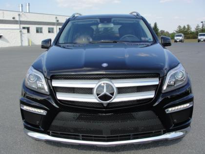 Export used 2013 mercedes benz gl550 4matic black on black for Mercedes benz gl550 used