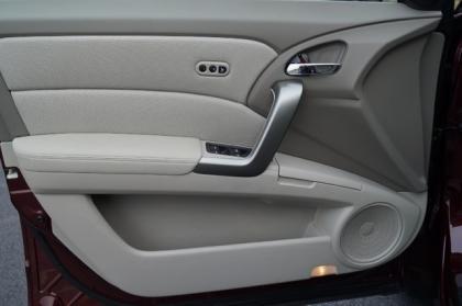 Acura  on Export Used 2011 Acura Rdx Technology Package   Maroon On Gray