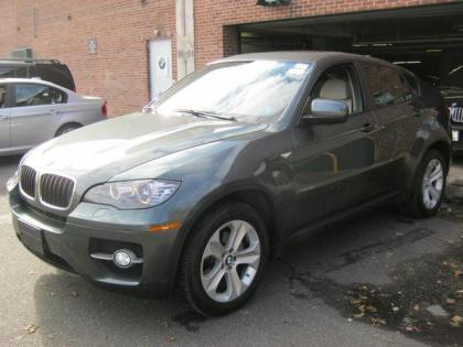 Export Used 2012 Bmw X6 Xdrive35i Green On Gray